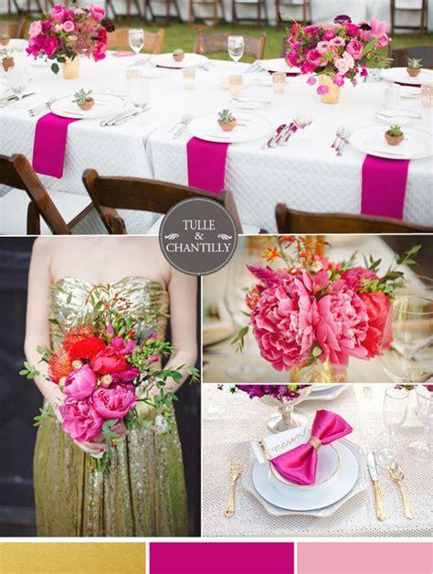 Top 6 Gold Wedding Color Ideas Spring/Summer 2015   Tulle