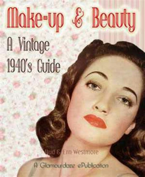vintage hairstyles book pdf pdf 1940 s style guide the complete illustrated guide to