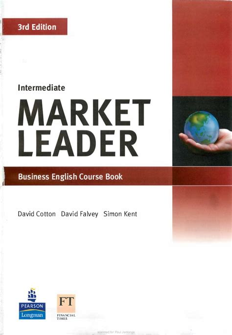 1292134798 market leader rd edition extra market leader intermediate 3rd edition sb