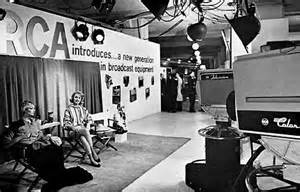 color tv show 1962 more rca tk 40 and tk 41 color tv cameras in