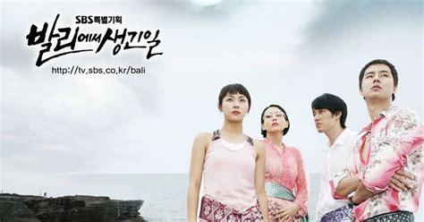 film korea terbaru 1 episode sinopsis memories of bali what happened in bali episode