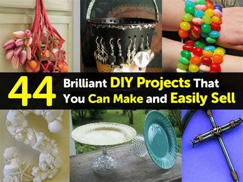 diy craft projects to sell 44 brilliant diy projects that you can make and easily sell