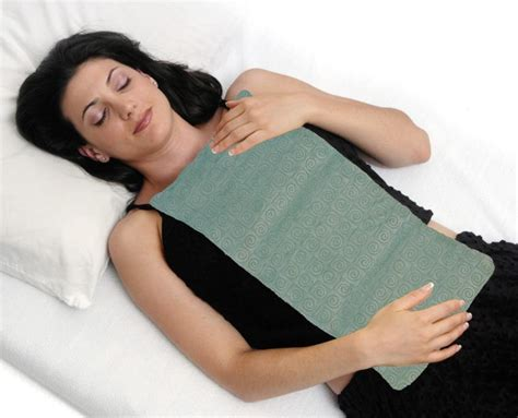 Aromatherapy Detox Wrap by Large Chocolate Swirl Aromatherapy Wrap Heating Pad