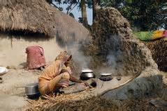 une hutte indienne ouvrez la hutte indienne photo stock image du reste
