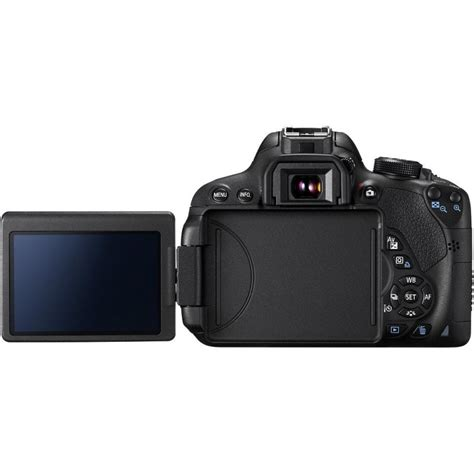 Canon Eos 700d Kit 2 canon eos 700d 18 55 dc iii kit dslrs nordic digital