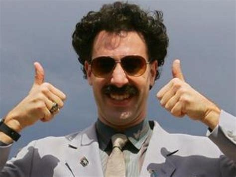 Borat A by Kazakhstan Thanks Borat For Boosting Tourism In Country