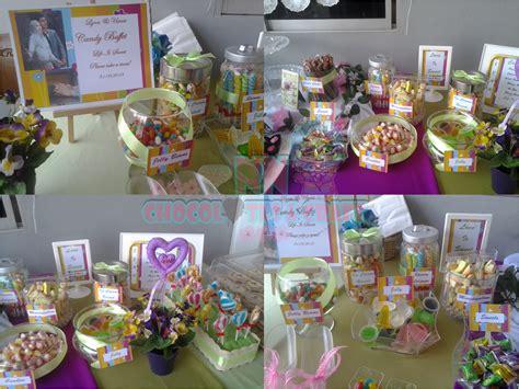 theme blog cantik nn craft chocolates candy buffet pakej cantik
