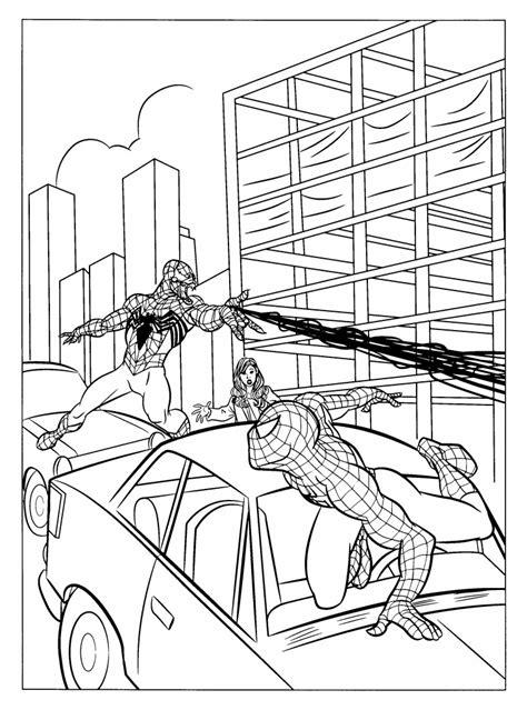 coloring book vs views vs venom coloring pages az coloring pages