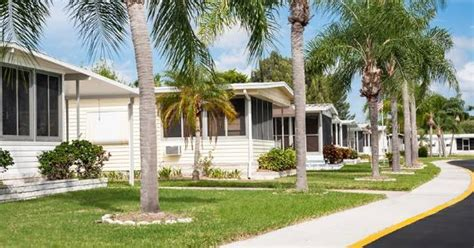 Mobile Home Parks: Not the Cheap Retirement Dream