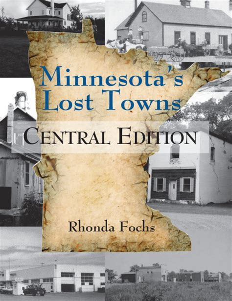 lost rochester minnesota books minnesota s lost towns set