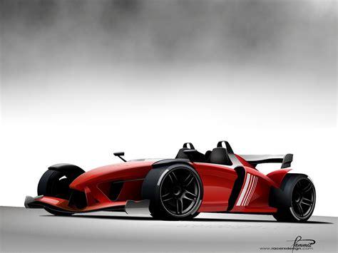 design formula 2008 racer x design rz formula concept front angle race