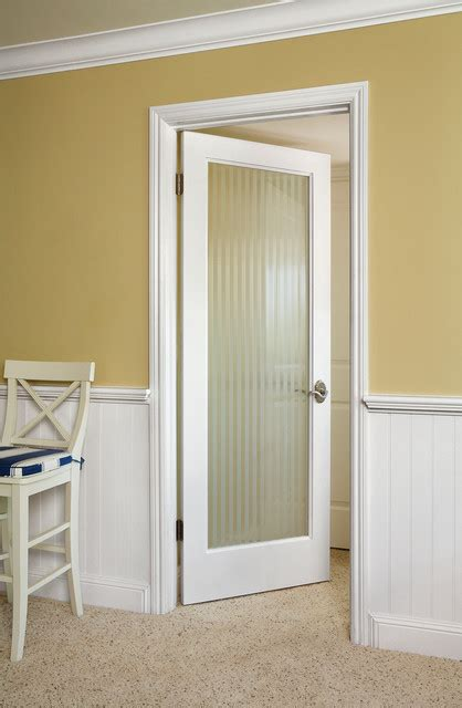 reed glass door interior doors sacramento by - Interior Door With Glass Window
