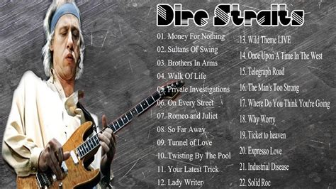 dire straits dire straits greatest hits best song of