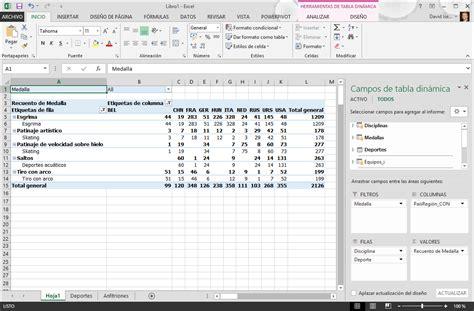 tutorial excel 2013 en español tutorial importar datos en excel 2013 y crear un modelo