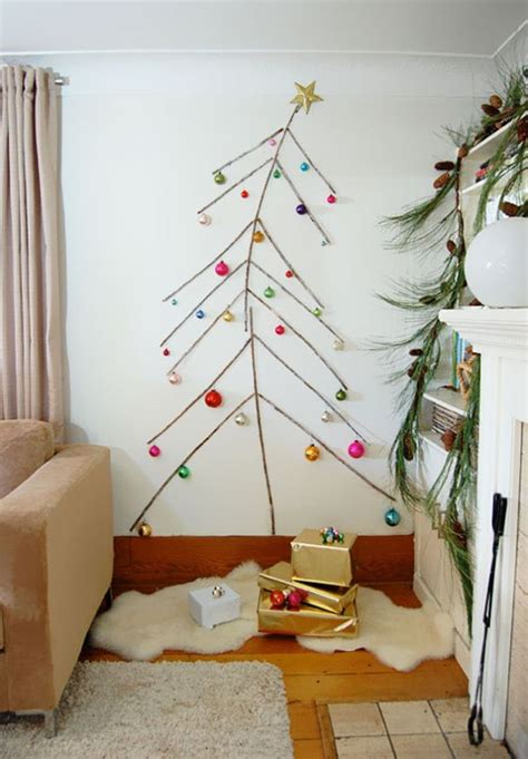 15 non traditional christmas tree ideas