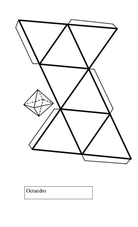 cuerpos geom 233 tricos para armar moldes para imprimir