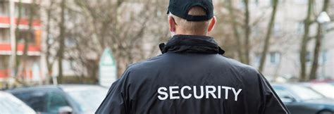 professional security guard services in toronto