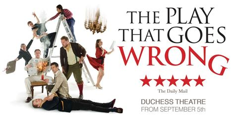 Play To The End hibiscus review the play that goes wrong at the