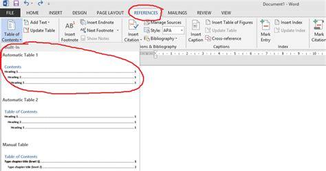 langkah langkah membuat daftar isi otomatis menggunakan tabulasi 3 langkah mudah membuat daftar isi menggunakan microsoft