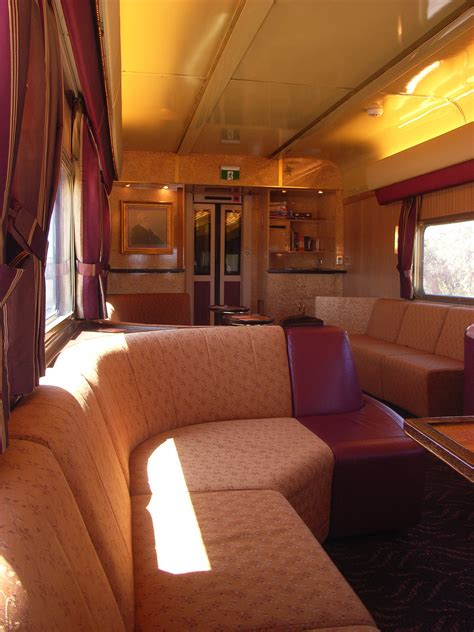 Trains With Cabins by The Indian Pacific Journey