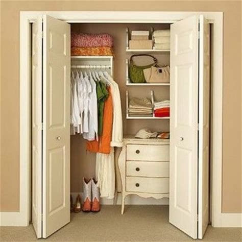 tip of the day try a dresser in the closet park