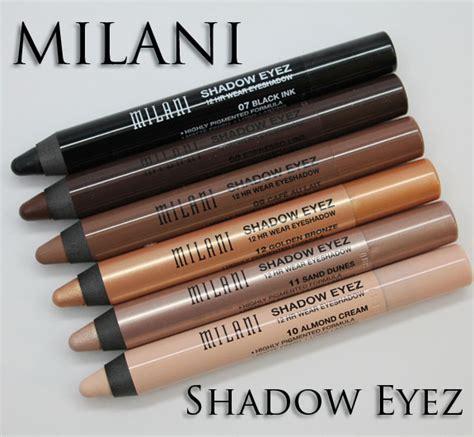 Milani Shadow Eyez by Milani Naturally Chic Shadow Eyez 12 Hr Wear Eyeshadow