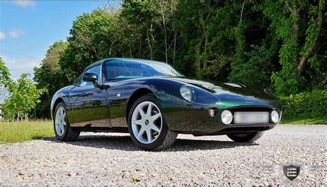 Tvr Griffith 500 Se Tvr Griffith 500 Se Correction Detail And Gtechniq Tsp