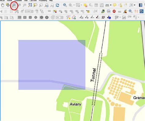Qgis Layout Zoom | qgis drag zoom via keyboard shortcut mouse wheel