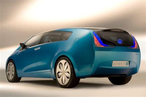 Toyota Future Model Autocar Tries To Lay Out Toyota S Future Prius Hybrid Path