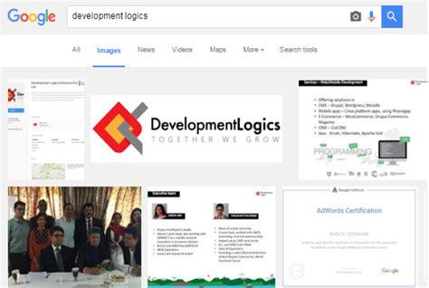 google image result for blogs logcabinrus how to show up in google image results development logics