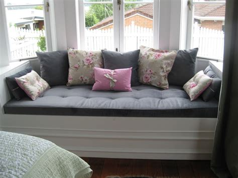 bay window bay window cushions seats