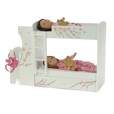 doll bunk bed our generation doll bunk bed best home design 2018
