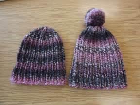 knitting pattern hat bulky yarn free chunky bulky ribbed hat pattern true north yarn co