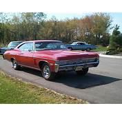 1968 Impala SS427 Exterior Details