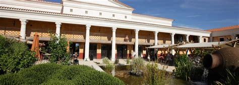 Hotel La Villa Gallo Romaine Puy Du Fou 2314 by La Villa Gallo Romaine H 244 Tel Sur Le Parc