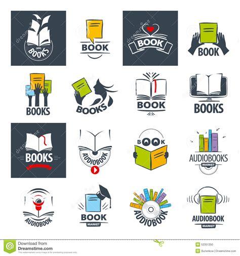 libro logo design love a colecci 243 n de libros de los logotipos del vector