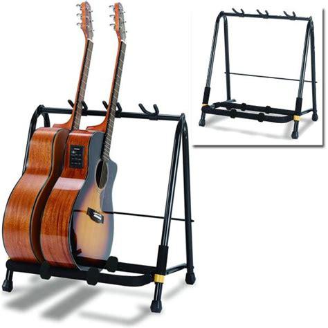 stand 3 gitar hercules hercules gs523b rack style guitar stand displays 3