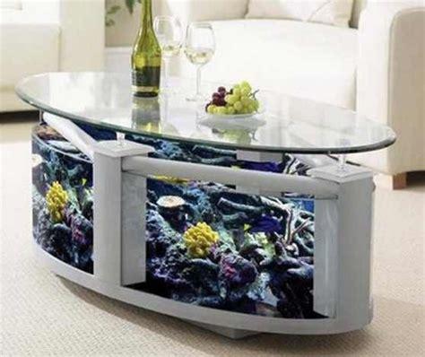 Fish Tank Coffee Table Coffee Table Fish Tank Home Designs I Like Pinterest