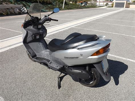 Suzuki Burgman 150 Suzuki Burgman 150