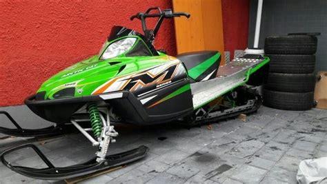 Gebrauchte Motorräder Freising by Motorschlitten Snowmobil Skidoo Top Zustand Arctic Cat M7