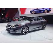 2016 Nissan Maxima First Look Photo Gallery  Motor Trend