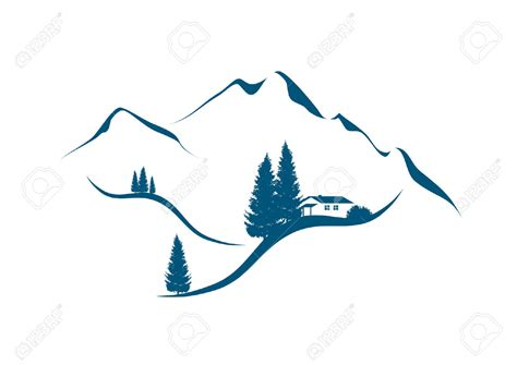 clipart montagna alb mountains clipart clipground