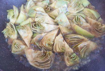 cucinare carciofi in padella ricetta carciofi in padella cucinare it