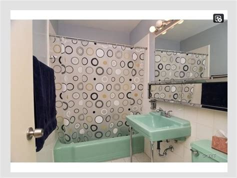 Small Bathroom Design Ideas On A Budget shall i trash this 60 s green retro bathroom