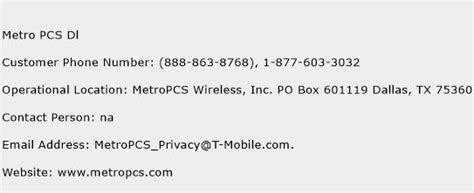 Metro Pcs Phone Number Lookup By Name Metro Pcs Dl Customer Service Phone Number Toll Free Contact Address