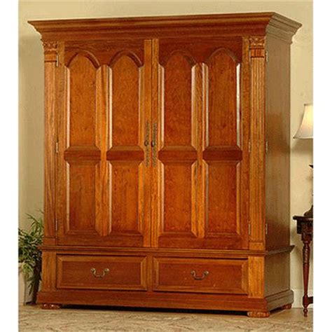 wide armoire object moved