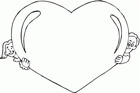 broken heart coloring pages coloring home