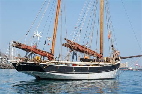 man of steel fishing boat captain passing through las palmas part ii yacht mollymawk