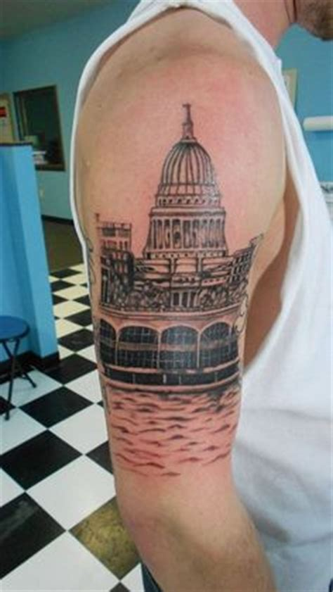 tattoo shops in madison wi 1000 ideas about wisconsin tattoos on