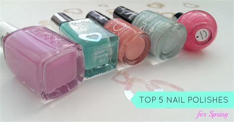 9 Fab Summer Nail Polishes Pastels Need Not Apply by Top 5 Nail Polishes For Makeup Pixi3